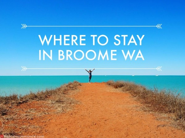 Where to stay in Broome, WA - Bali Hai Resort & Spa