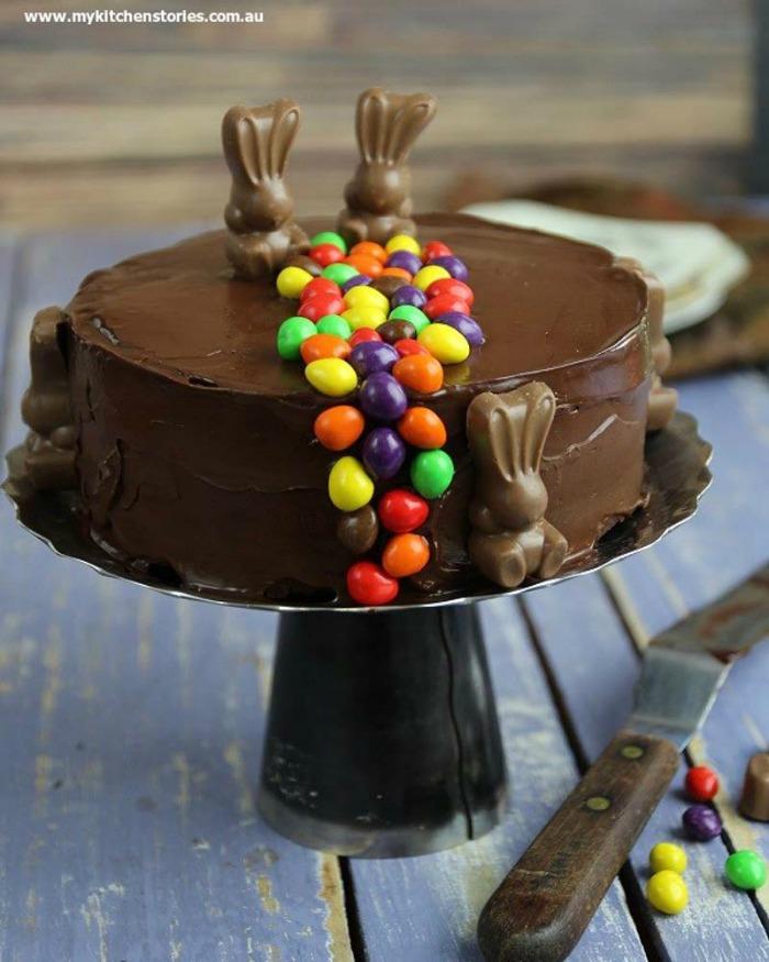My Kitchen Stories - choc refridgerator cake