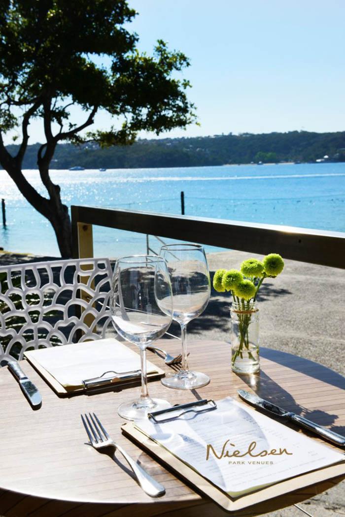 12 Nielsen Park Cafe and Restaurant in Vaucluse Sydney