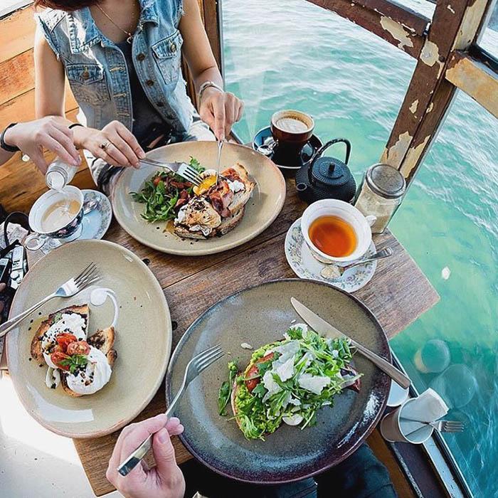 14 Axil Coffee Co Kirribilli Wharf Sydney