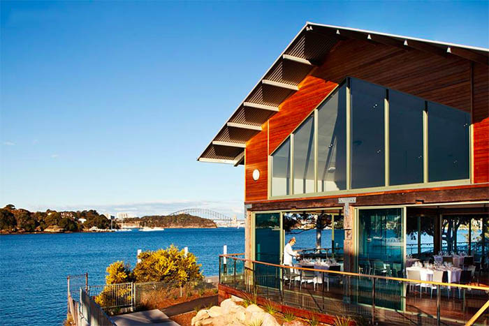 17 The Deckhouse Woolwich Cafe Sydney