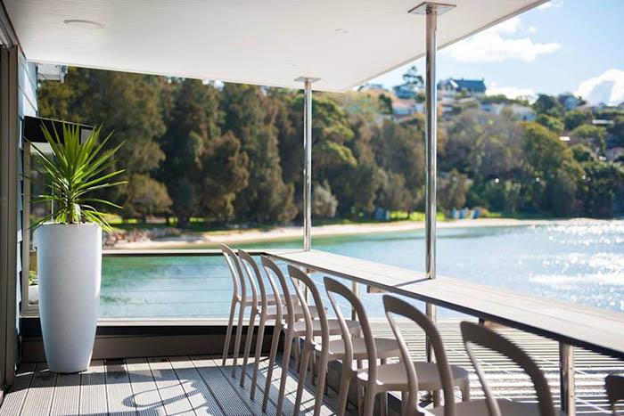 21 Tide Cafe at Regatta Rose Bay Sydney