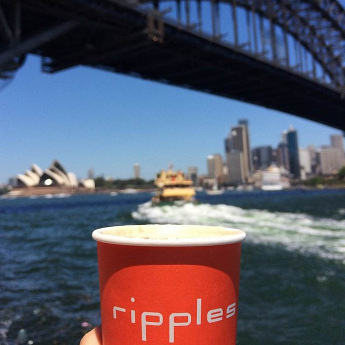 25 Ripples Cafe at Milsons Point Sydney Harbour