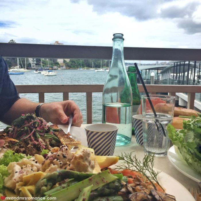 3 Mr & Mrs Romance - Sydney harbour cafes - Thelma & Louise 2