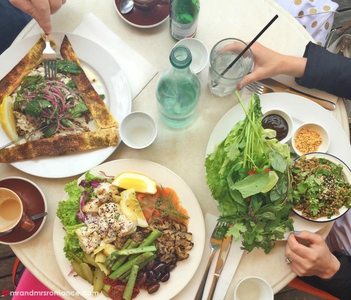 4 Mr & Mrs Romance - Sydney harbour cafes - Thelma & Louise 1