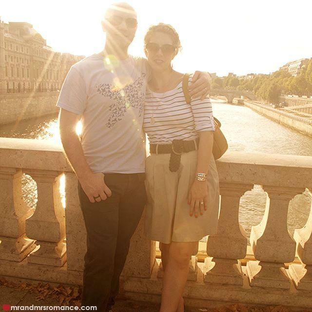 Mr & Mrs Romance - Insta Diary - 13 Paris