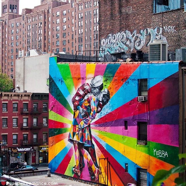 Mr & Mrs Romance - Insta Diary - 15 from the Highline NYC