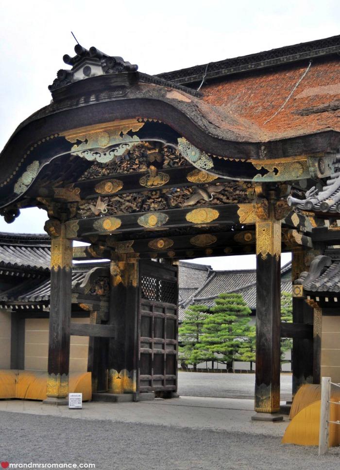 Mr & Mrs Romance - Kyoto temples - 7 Fushimi ji