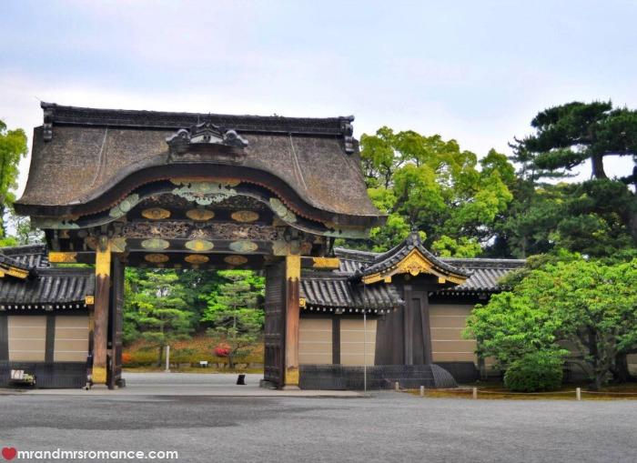Mr & Mrs Romance - Kyoto temples - 8 Fushimi ji