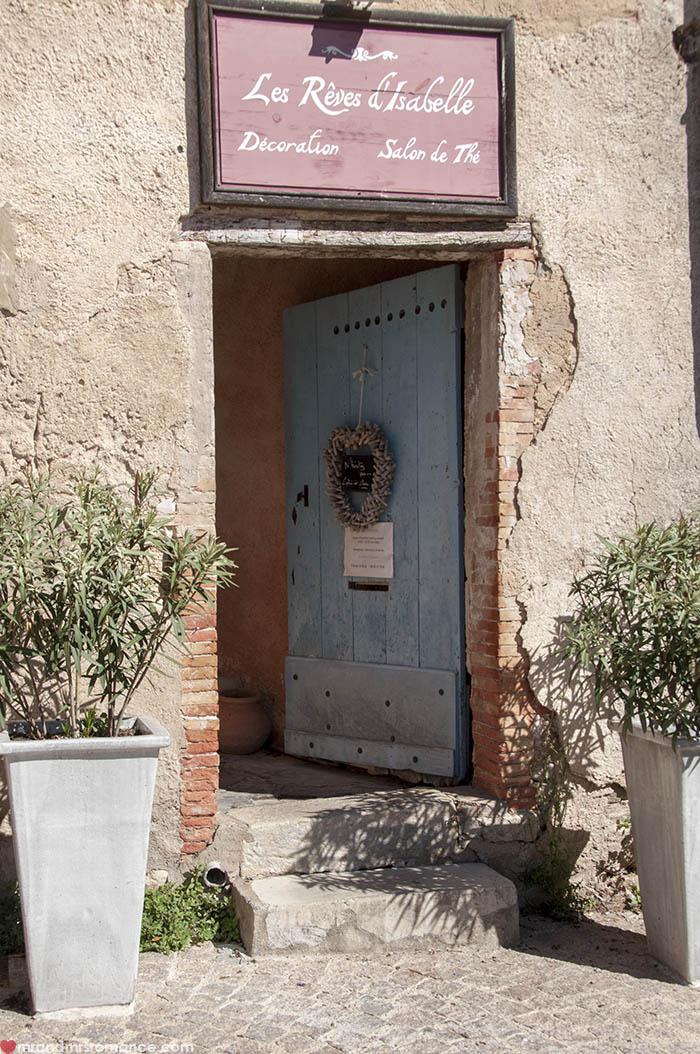 Mr and Mrs Romance - Provence doors