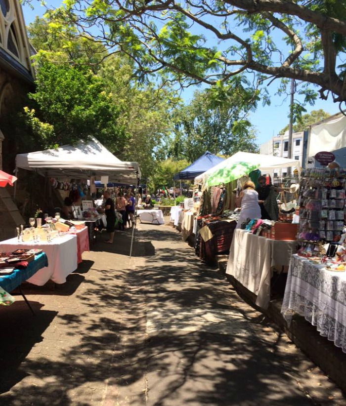 4 Mr & Mrs Romance - Sydney Markets - Balmain Markets 3