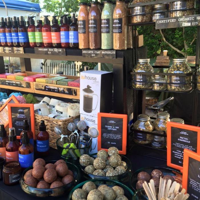 4 Mr & Mrs Romance - Sydney Markets - Balmain Markets