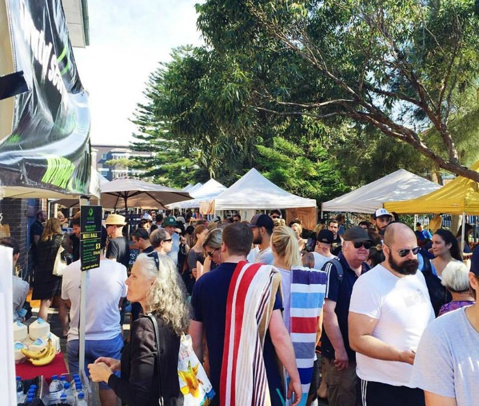 5 Mr & Mrs Romance - Sydney Markets - Bondi