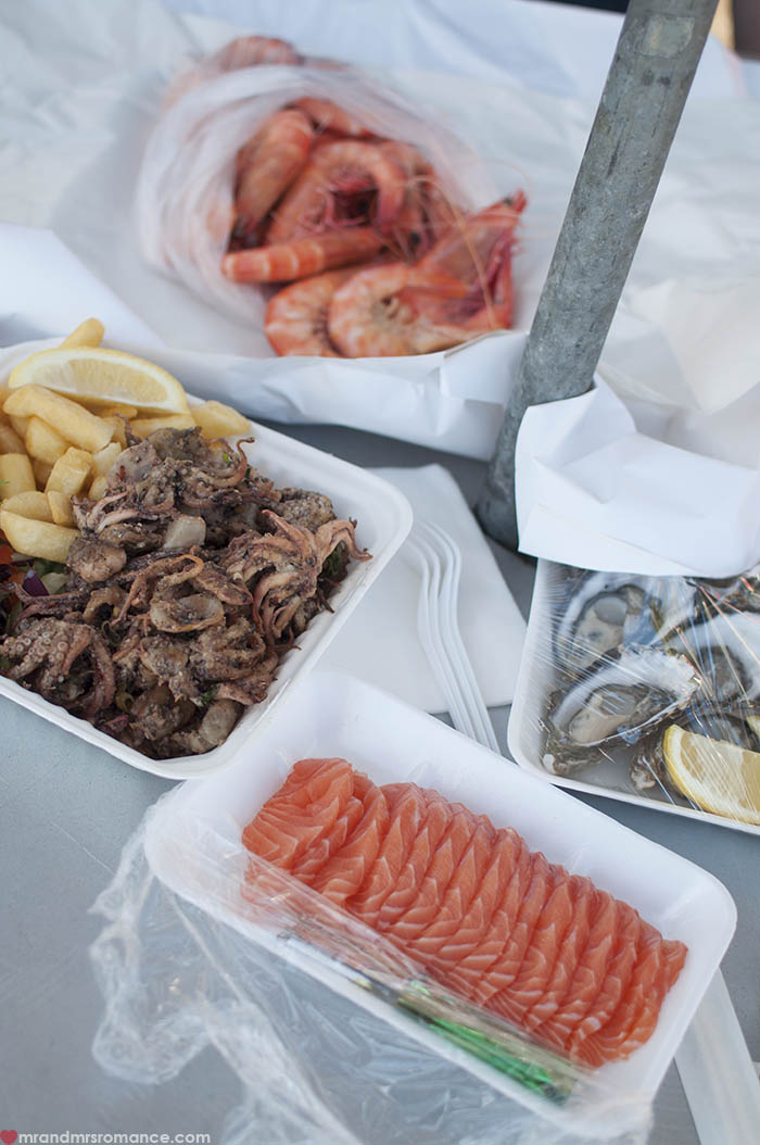 9 Mr & Mrs Romance - Sydney Markets - 2 Fish Markets