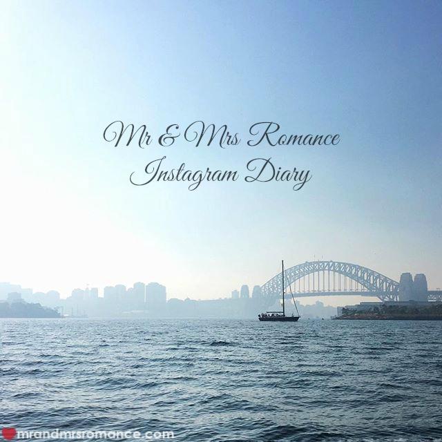 Mr & Mrs Romance - Insta Diary - 1 title