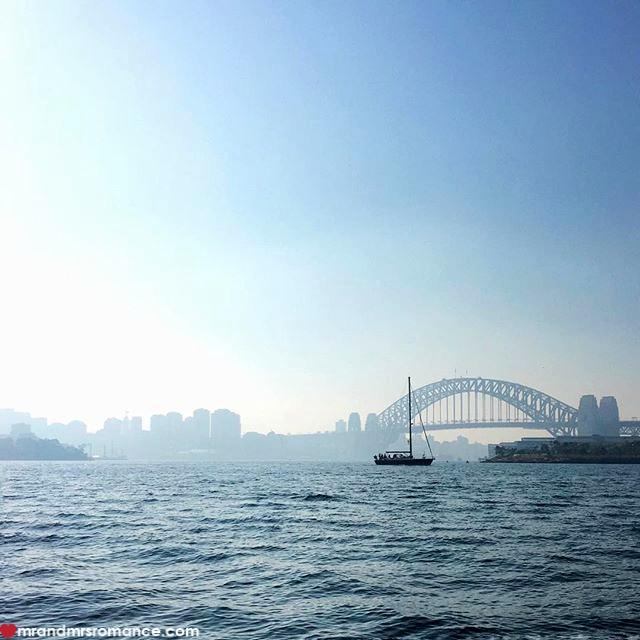 Mr & Mrs Romance - Insta Diary - 4 smoke on the water