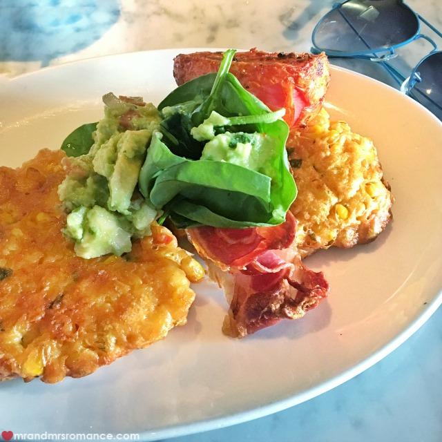 Mr & Mrs Romance - Insta Diary - 4a Bills for breakfast