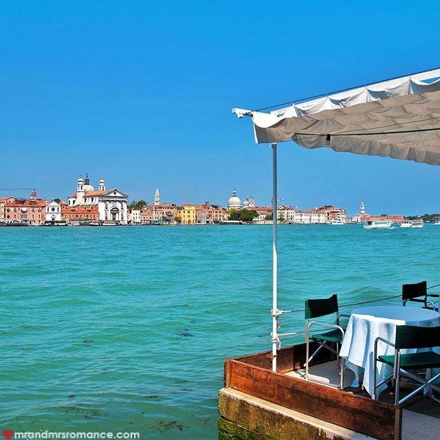 Mr & Mrs Romance - Insta Diary - 50 Giudecca, Venice