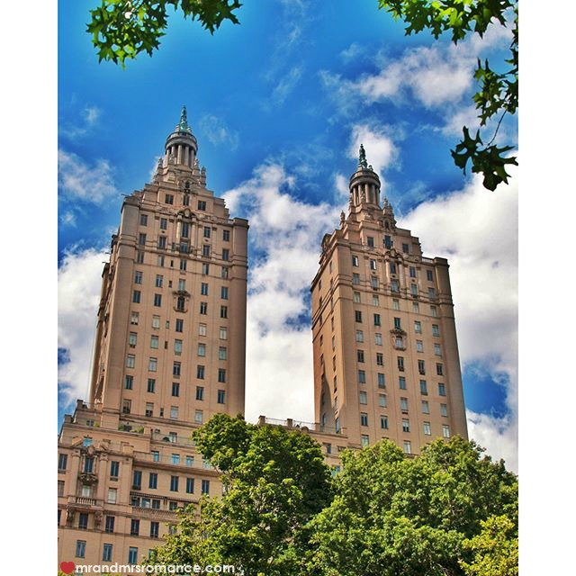 Mr & Mrs Romance - Instagram Diary - 50 San Remo Building NYC