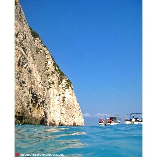 Mr & Mrs Romance - Insta Diary - 50 Zakynthos waters