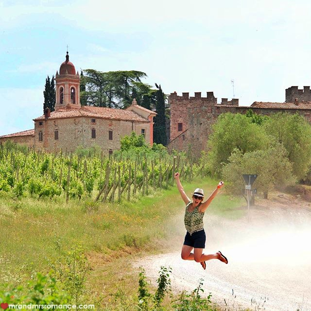 Mr & Mrs Romance - Instagram Diary - 51 Tuscan jumper