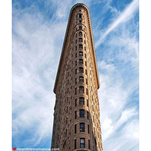 Mr & Mrs Romance - Insta Diary - 52 Flatiron in NYC