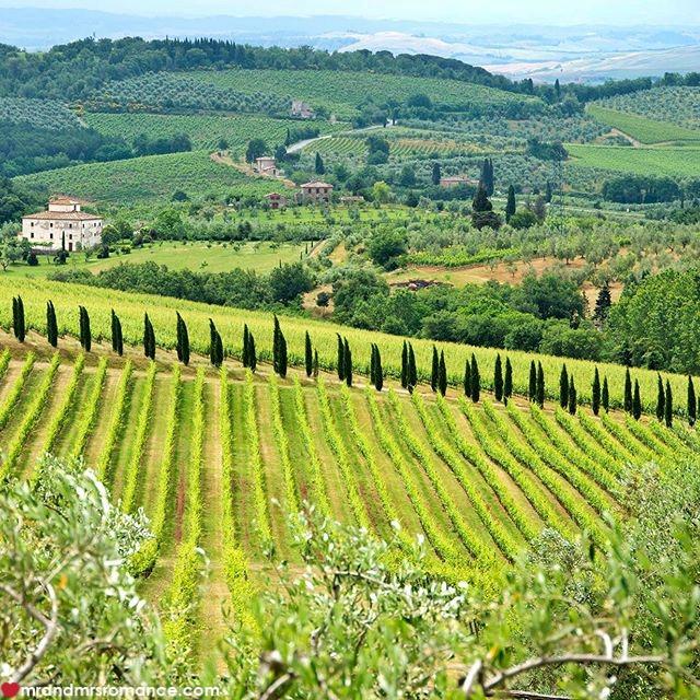 Mr & Mrs Romance - Insta Diary - 53 Tuscany
