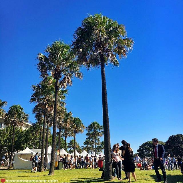 Mr & Mrs Romance - Insta Diary - 6 Mudgee Festival, Pyrmont