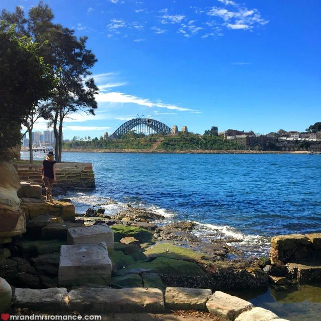 Mr & Mrs Romance - Insta Diary - 7 coastal walk