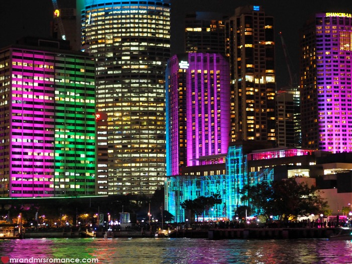 Vivid Sydney 2016 - our picks for this year's festival - the lights over the city are amazing this time of year especially over Circular Quay