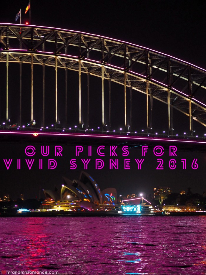 Vivid Sydney 2016 - our favourite picks for this year's festival