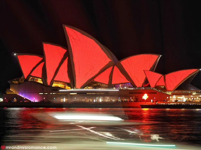 Vivid Sydney 2016 - our picks for this year's festival - the lights on the Opera House are always impressive
