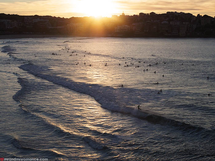 Mr and Mrs Romance - 24 Hours in Bondi Australia