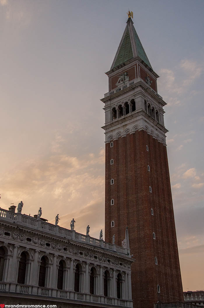 Mr and Mrs Romance - 5 things you must do in Venice
