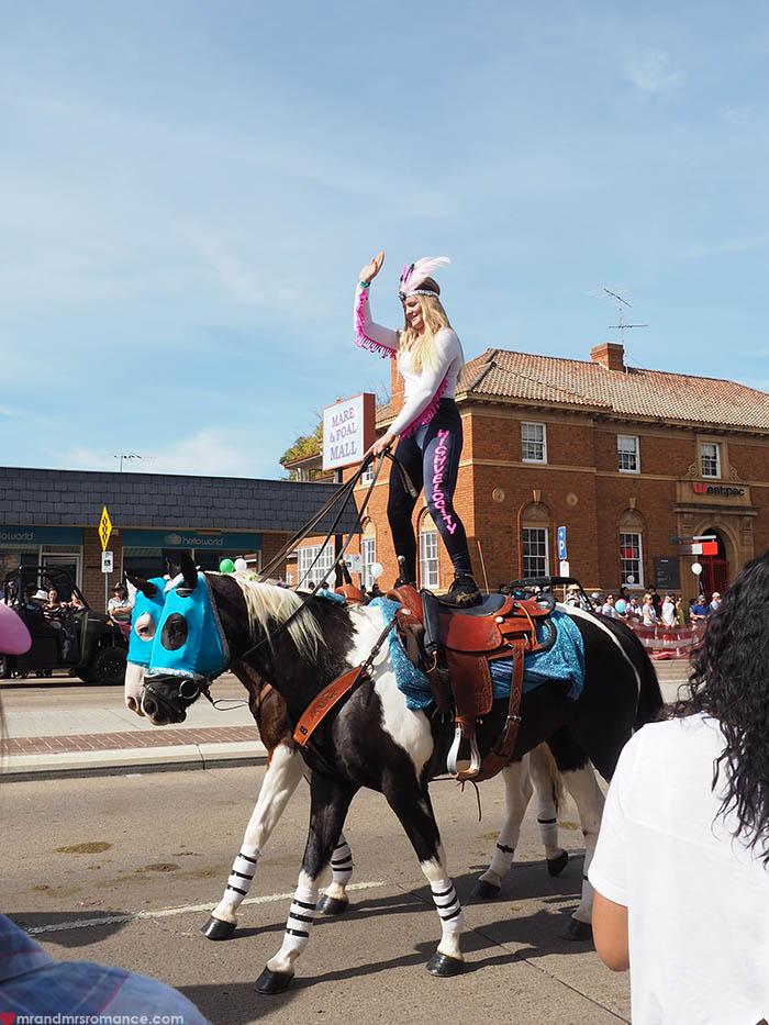 Mr & Mrs Romance – Scone Horse Festival