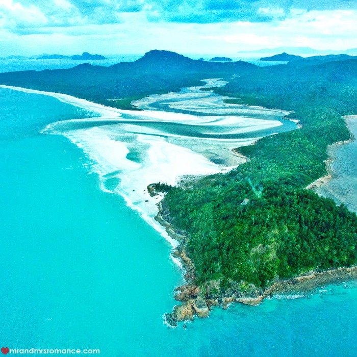 Mr & Mrs Romance - IG Edition - 53 Whitehaven Beach