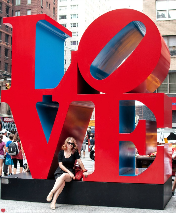 Mr & Mrs Romance - IG Edition - 54 Love in NYC