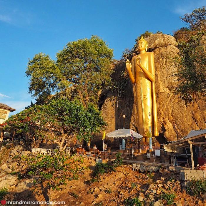Mr & Mrs Romance - Insta Diary - Hua Hin Buddha