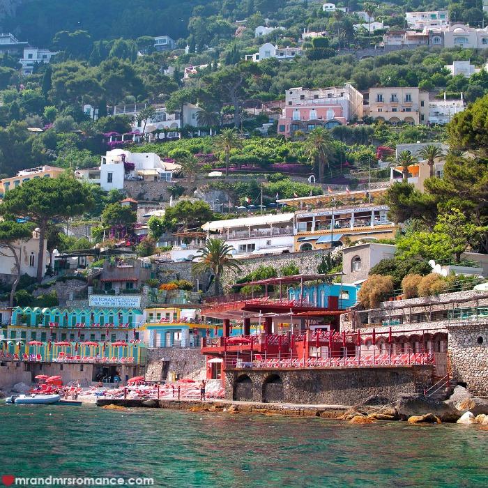 Mr & Mrs Romance - Insta Diary - 50 Capri