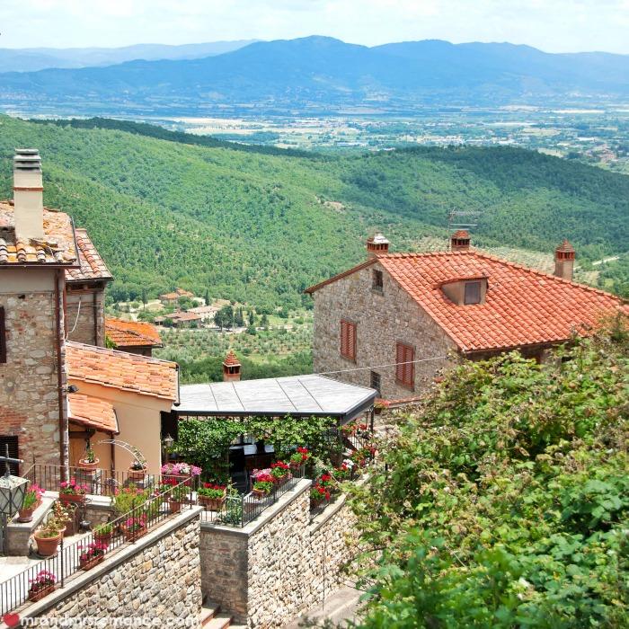 Mr & Mrs Romance - Insta Diary - 53 Tuscany Italy