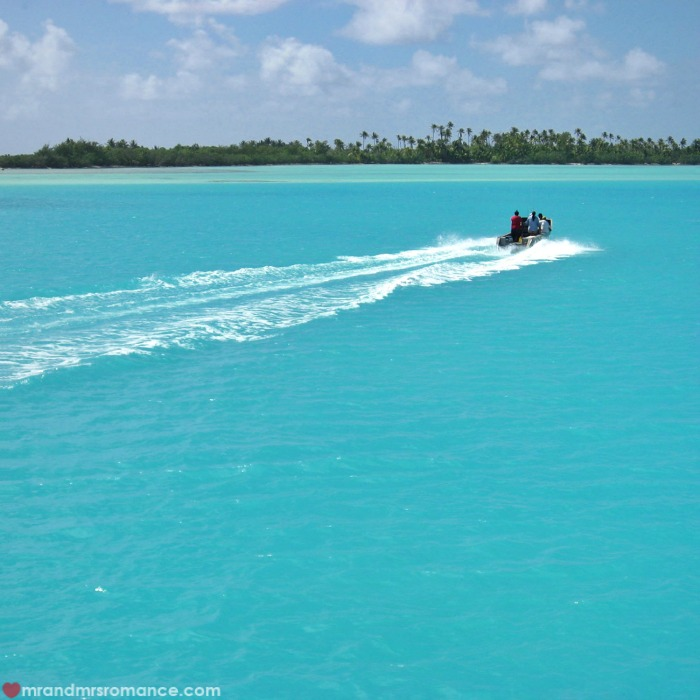 Mr & Mrs Romance - Insta Diary - 55 Cook Islands