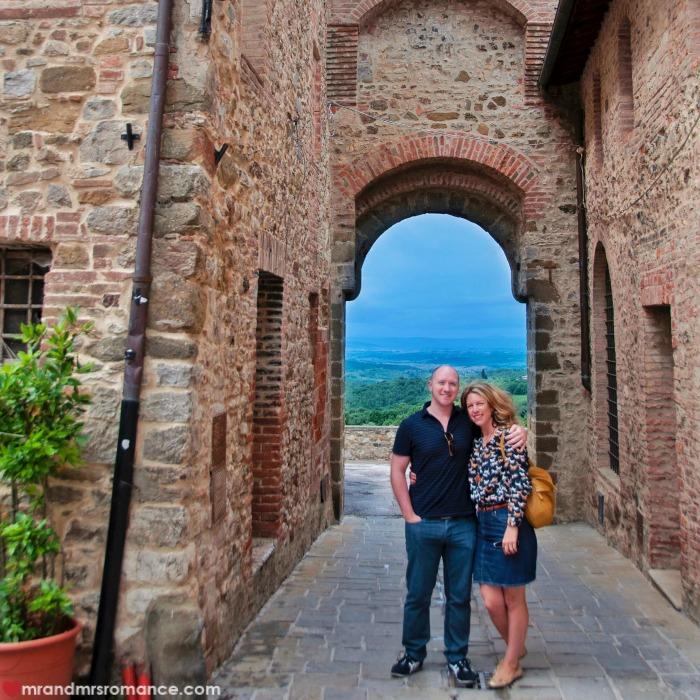Mr & Mrs Romance - Insta Diary - 56 Tuscany