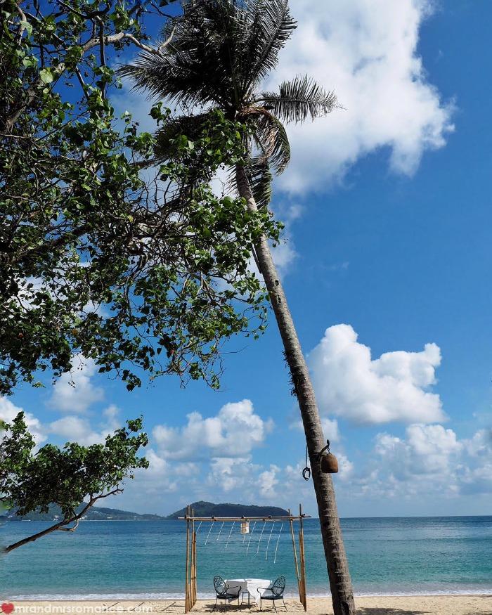 Mr & Mrs Romance - Instagram Diary - Thavorn Beach