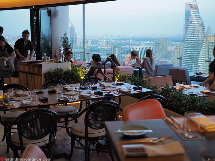Mr & Mrs Romance - Uno Mas Bangkok -  restaurant