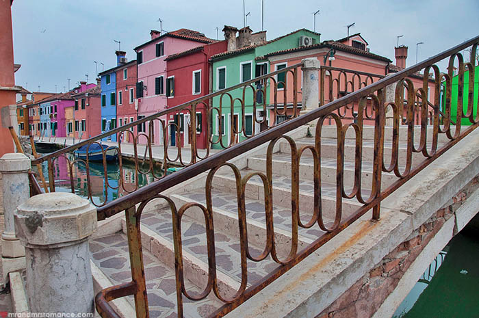 Mr and Mrs Romance - Postcards from Venice Italy