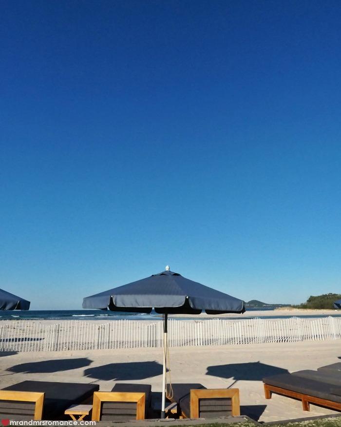 Mr & Mrs Romance - IG Edition - 11 beach club at Elements