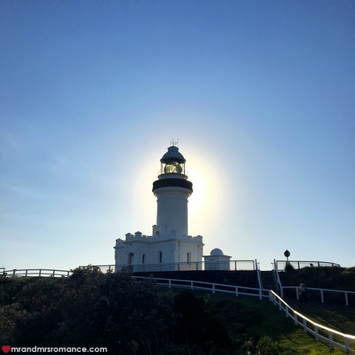 Mr & Mrs Romance - IG Edition - 14 Byron Bay lighthouse at sunrise