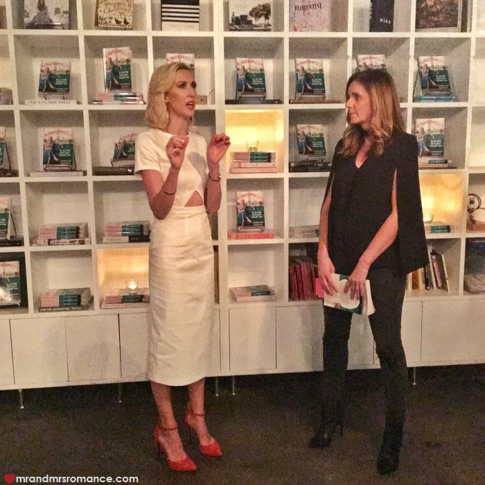 Mr & Mrs Romance - IG Edition - 2a Lorraine Murphy book launch