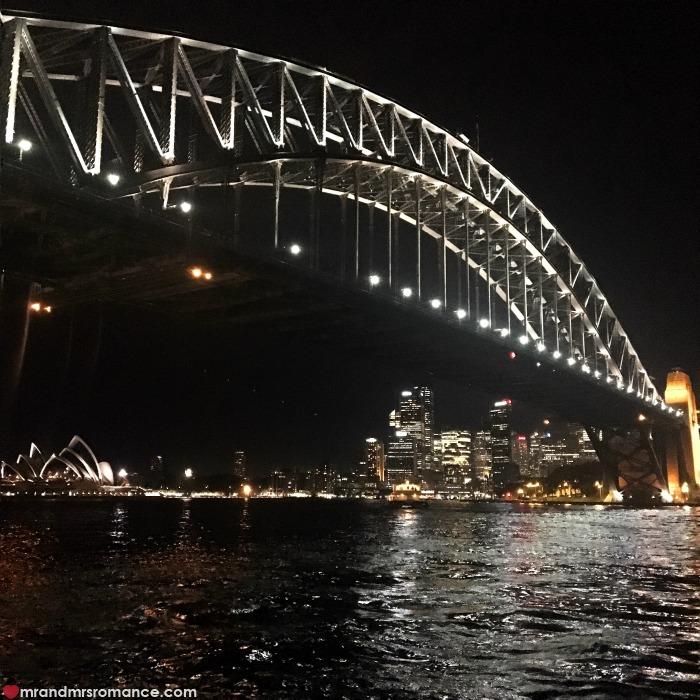 Mr & Mrs Romance - IG Edition - 4 Sydney nights