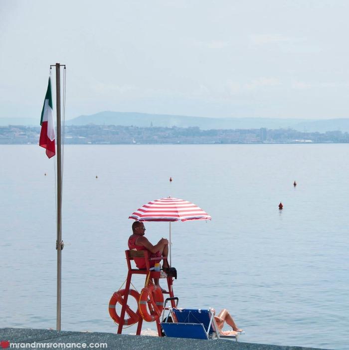 Mr & Mrs Romance - IG Edition - 50 Italian beach